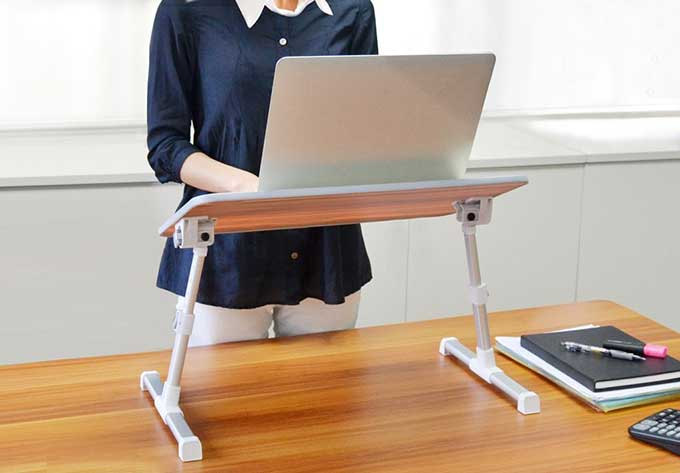 Using Wall Mounted Desks for Small Spaces